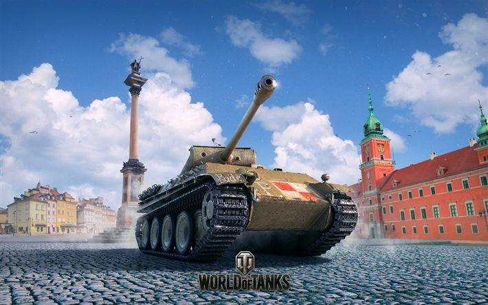 Download imagens Sei, Pantera, tanques, World of Tanks