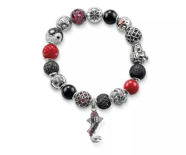 Thomas Sabo Karma beads: koi carp