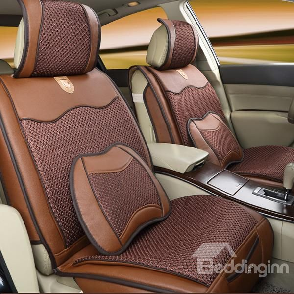 Need Something Special For Your Car Classic Designed Durable Material With Cushions Universal Fit
