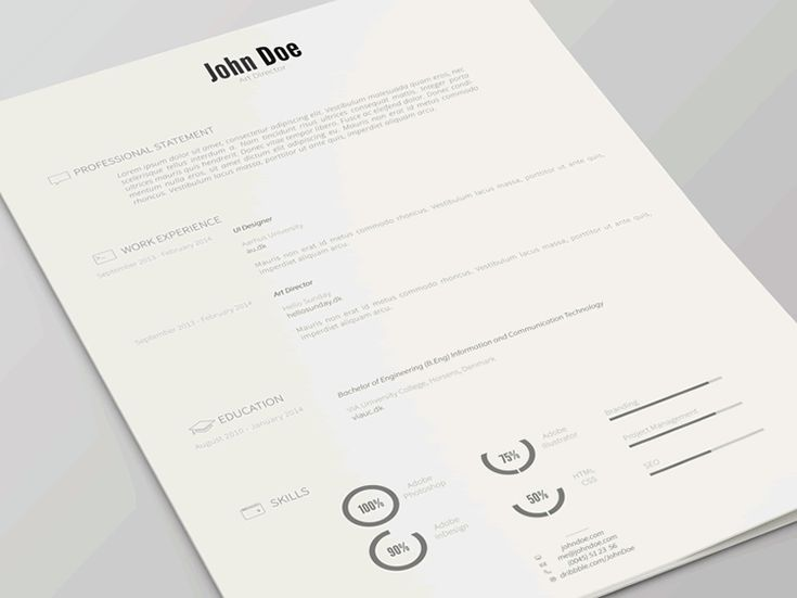 49 best Resume Design Ideas images on Pinterest Design resume - resume design tips