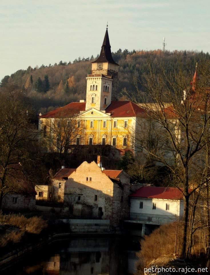 Monastery in Sázava built in 1032 :)