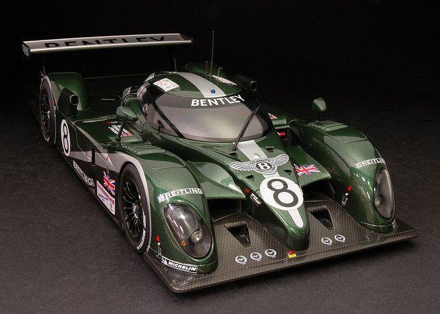 Bentley Speed 8 Le Mans (2003)