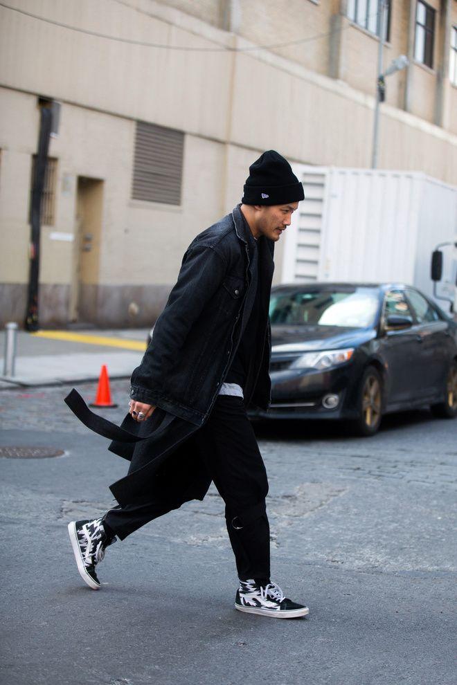 Style Streetwear Homme 2018