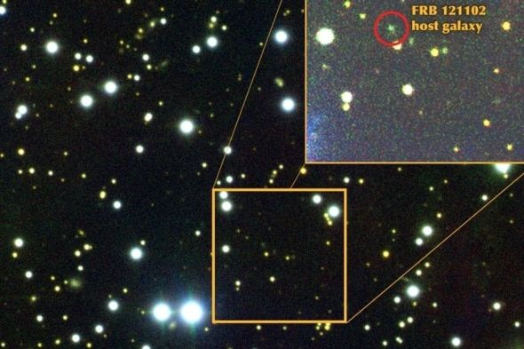 "Cosmic Bursts Poses Deeper Enigmas Despite a breakthrough discovery by radio astronomers, the decade-long puzzle of elusive ""fast radio bursts"" is far from being solved"