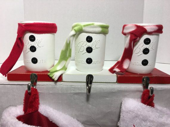 17 best ideas about stocking holders on pinterest diy for Best stocking holders