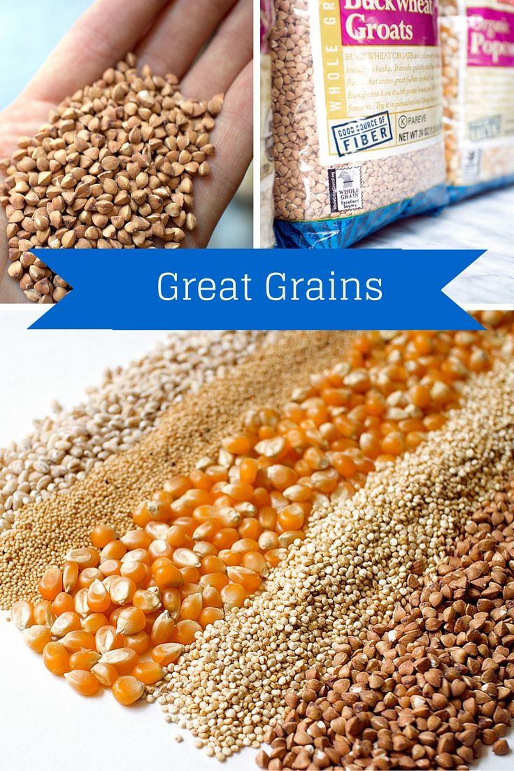 Caf Grains