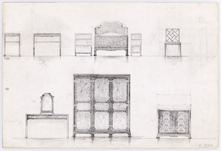 11 best planzeichnung images on pinterest drawing furniture plan whytock and reid household furniture designs malvernweather Gallery