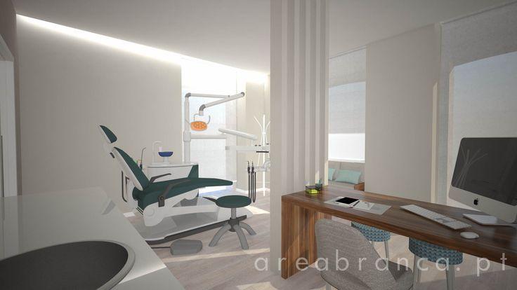 Gabinete de Consulta |  Dentist Office #arquitetura #areabranca #architecture #designinteriores #interiordesign