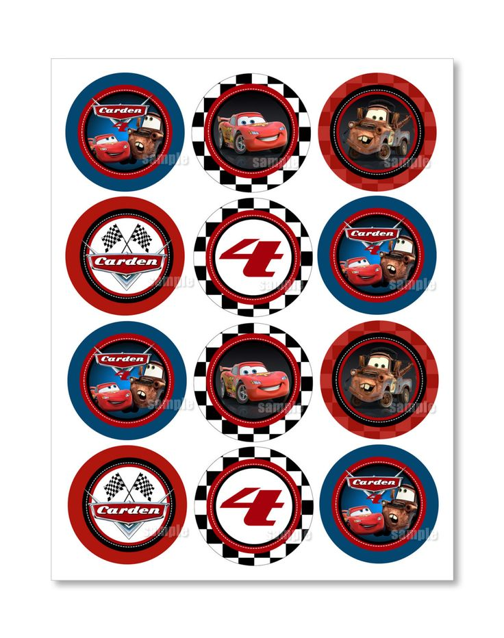 Car Cake Image Free Download : 15+ best ideas about Disney Cars Cupcakes on Pinterest ...