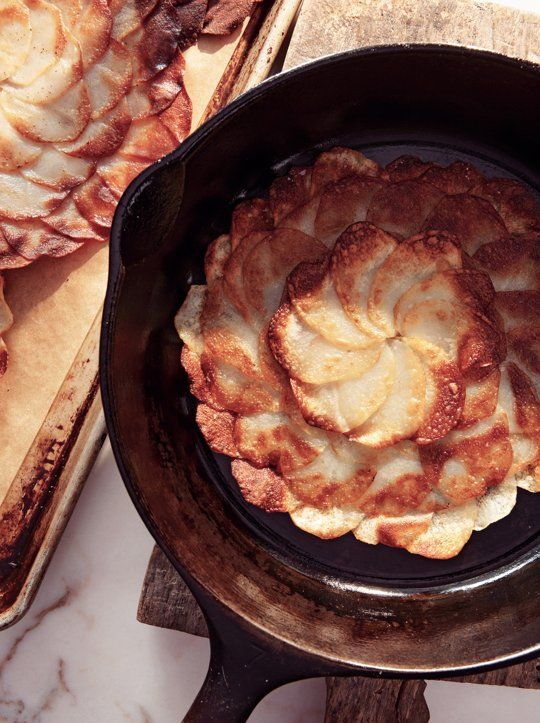 David Tanis's Thanksgivukkah Menu: And His Recipe for Crispy Potato Galettes — Thanksgivukkah Ideas From the Experts