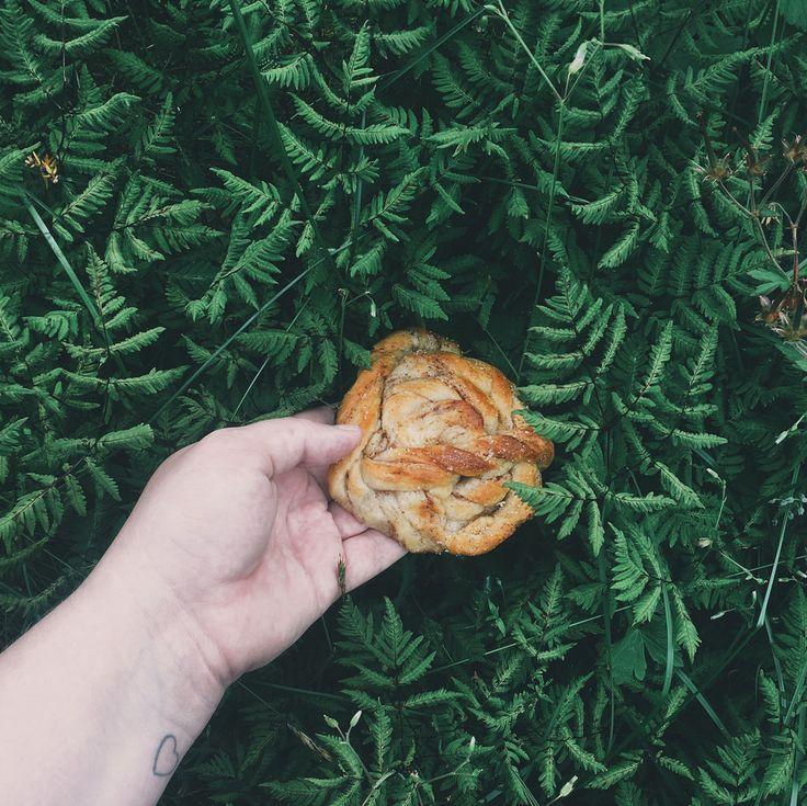 The cinnamon buns to end all cinnamon buns | hjartesmil