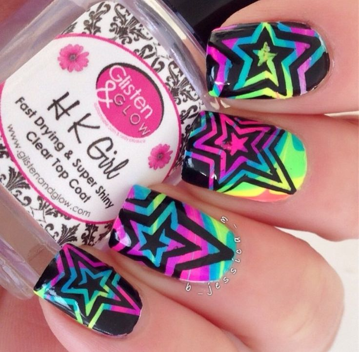 203 best Swirl Nail Manicures images on Pinterest   Manicures, Nail ...