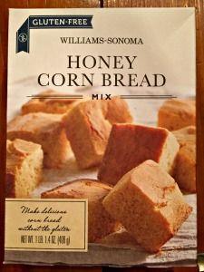 Williams-Somoma gluten free cornbread.