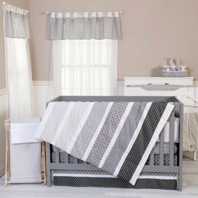 Trend Lab® Ombre Grey Bedding Collection - BedBathandBeyond.com