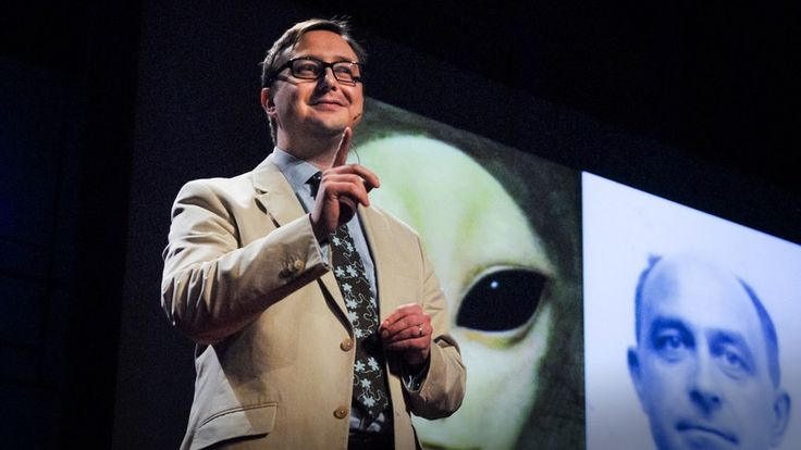 Humorist John Hodgman rambles through a new story about aliens, physics, time, space and the way all of these somehow contribute to a sweet, perfect memory of falling in love.