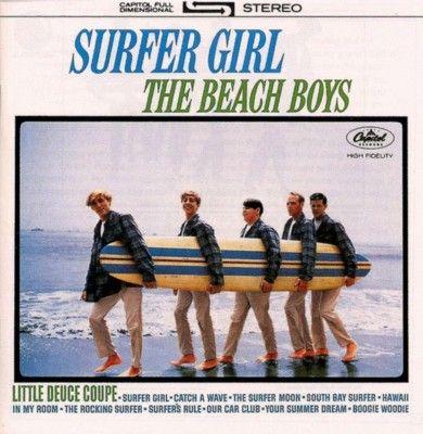 The Beach Boys - Surfer Girl/Shut Down, Vol. 2 (CD)