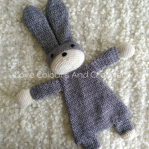 Bunny Ragdoll Baby and Toddler Amigurumi by LoveColoursCrochet