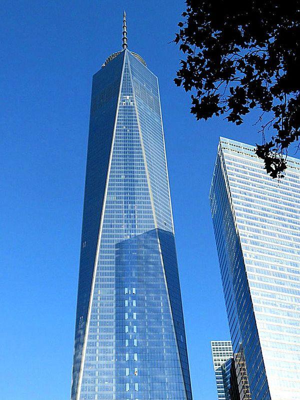 One World Trade Center, New York City. June 2, 2014.