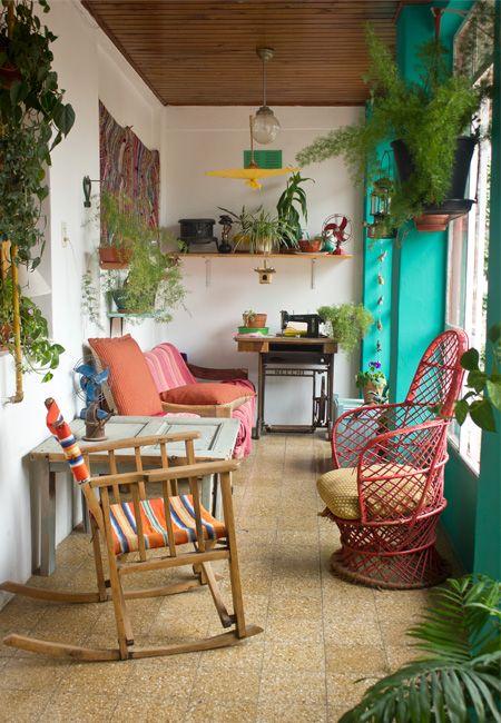 Casa Chaucha - Em San Antonio de Areco, Província de Buenos Aires.