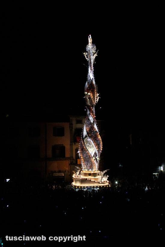 Macchina di santa Rosa, 3 settembre 2014, Viterbo #viterbo #italia #santarosa #3settembre #beautiful #unique