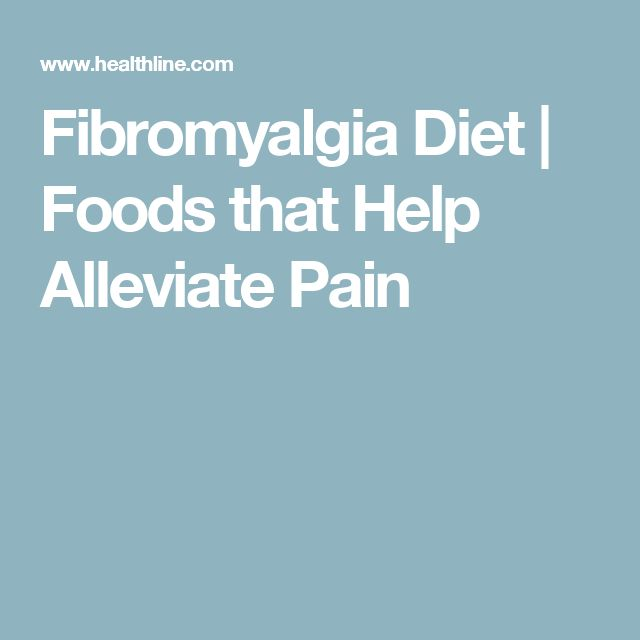 Mayo Clinic Best Foods For Fibromyalgia