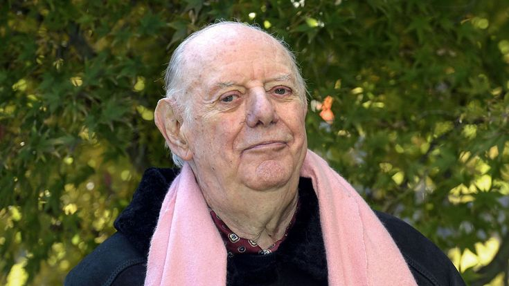 Dario Fo, the Italian playwright, actor and director who won the 1997 Nobel Prize in Literature