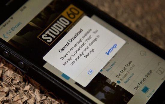 awesome How-to: overleven met een 16 GB iPhone