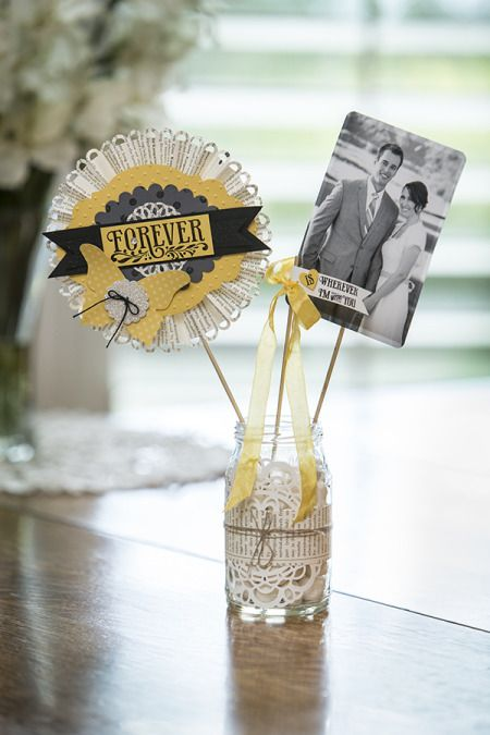 So Shelli - So Shelli Blog, more canning jar ideas, Stampin'Up