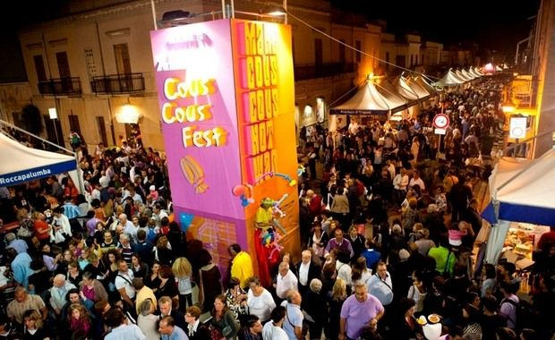 Get ready to merge in Cous Cous #festival in #Italy. Enjoy best of the wine and cuisine there.
