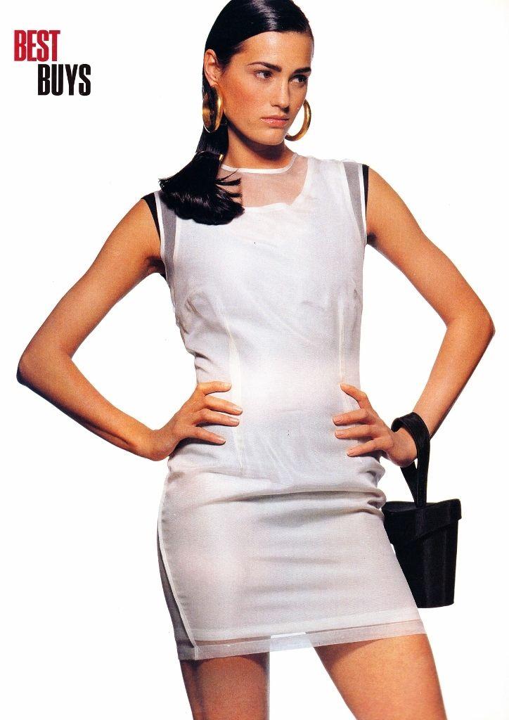 View image: elle uk august 1992 (16) | Fashion, Yasmin le