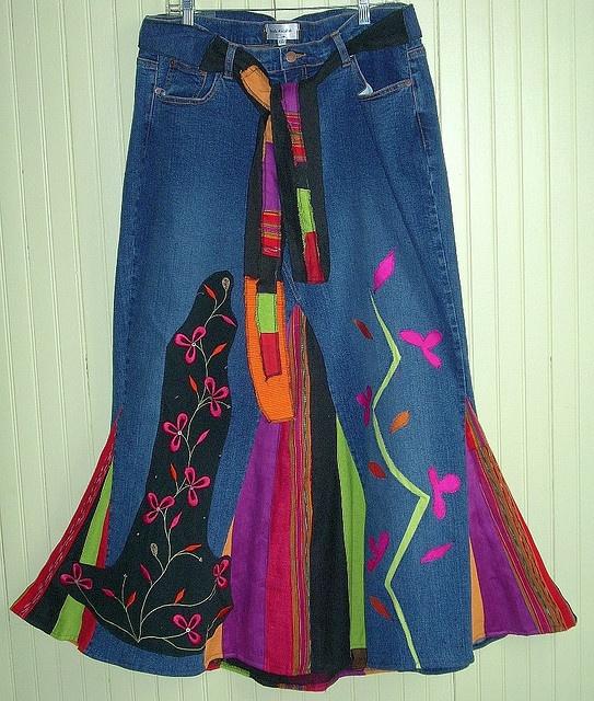 Summer Fest Skirt by brendaabdullah, via Flickr