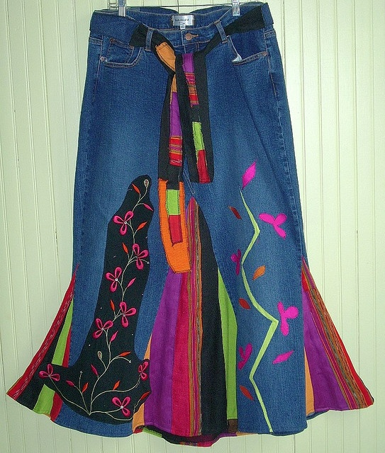 Summer Fest Skirt by brendaabdullah, via Flickr