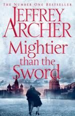 Mightier than the Sword - No More Signed Copies Available!* : The Clifton Chronicles : Book 5 - Jeffrey Archer, get on discounted price from BookTopia by using promo codes and online coupon codes.