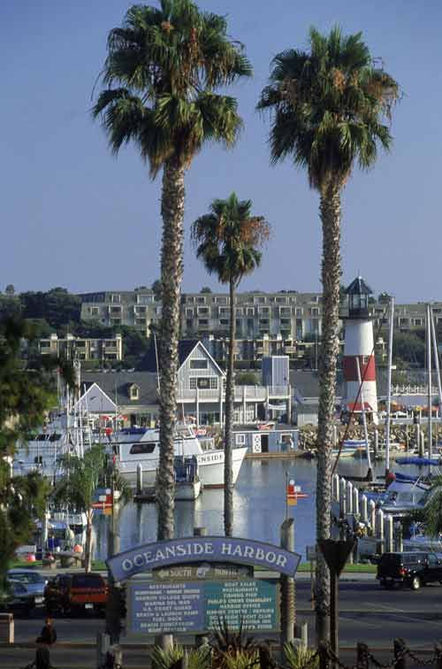 Oceanside california visited this harbor at least once for Best places to fish in california