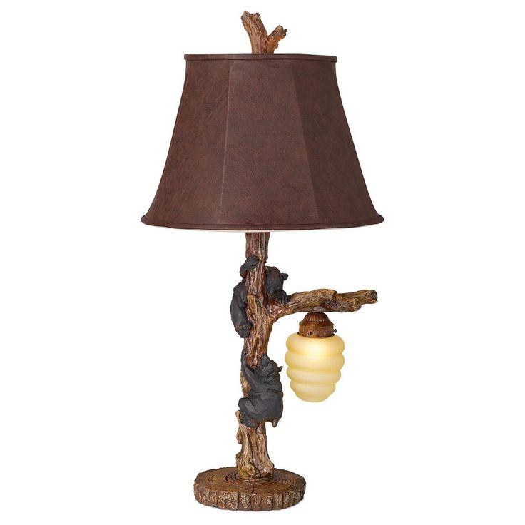 Honey Bear Night Light Table Lamp J1786 Lamps Plus Lamp Table Lamp Night Light