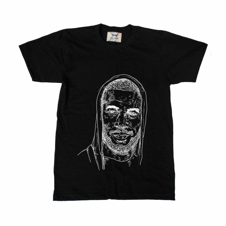 Kid Cudi Black Tee (Unisex) // T-shirt // Babes & Gents // www.babesngents.com