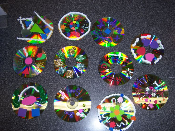 1000 images about cd crafts on pinterest for Christmas crafts for teens