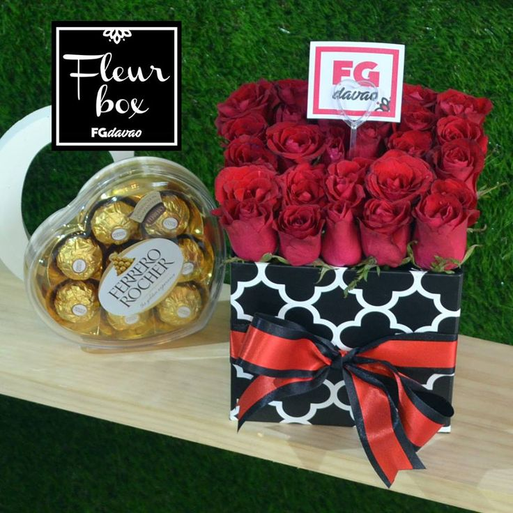 Red Roses Fleur Box and Chocolates  Flowers Gifts Delivery www.FGDavao.com 0998 579 5720  #fleurbox #fluers #flowerbox #boxofflowers #red #redroses #boxofroses #flowersandgifts #flowersandgiftsdelivery #sendgifts #giftsdavao #giftsph #fggifts #fgdelivery #giftshop #flowershop #flowers #flowersdavao #flowersph #florist #davao #ph