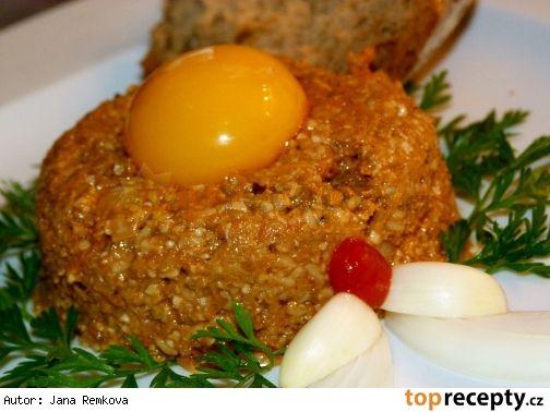 Zeleninový tatarák Jany Remkové