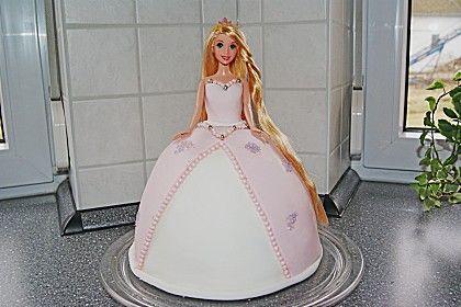 barbie torte rezept mit bild von cityfield2000. Black Bedroom Furniture Sets. Home Design Ideas