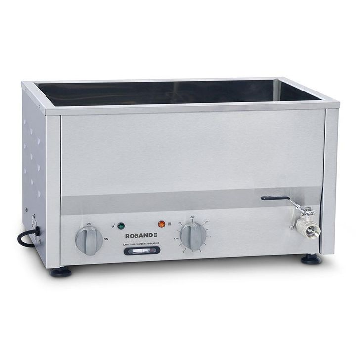Roband Counter Top Bain Marie 2 X 1 2 Size Bm2 In 2020 Commercial Catering Equipment Countertops Catering Equipment