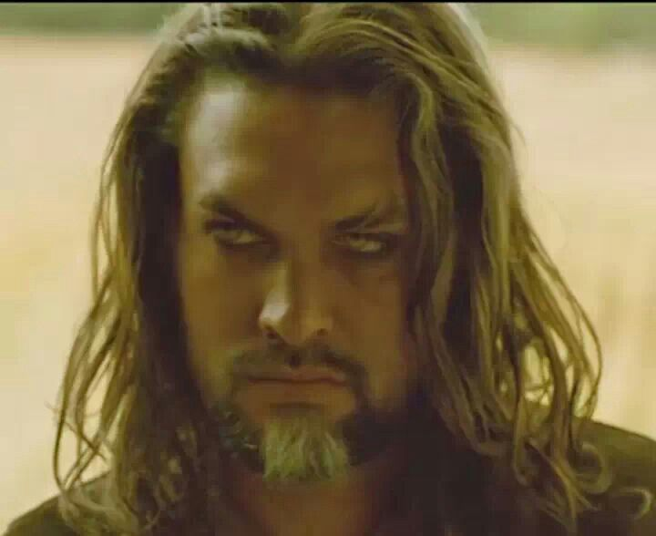 "Werewolf Jason Momoa is Smokin' Hot, ""Wolves"""