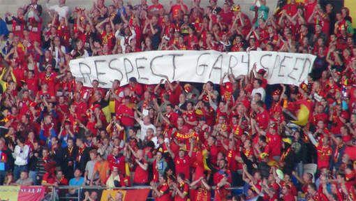 Fans Rode Duivels dwingen respect af in Groot-Brittannië - HLN.be