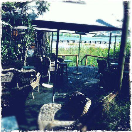 River Cafe, Potch dam, Potchefstroom, South Africa