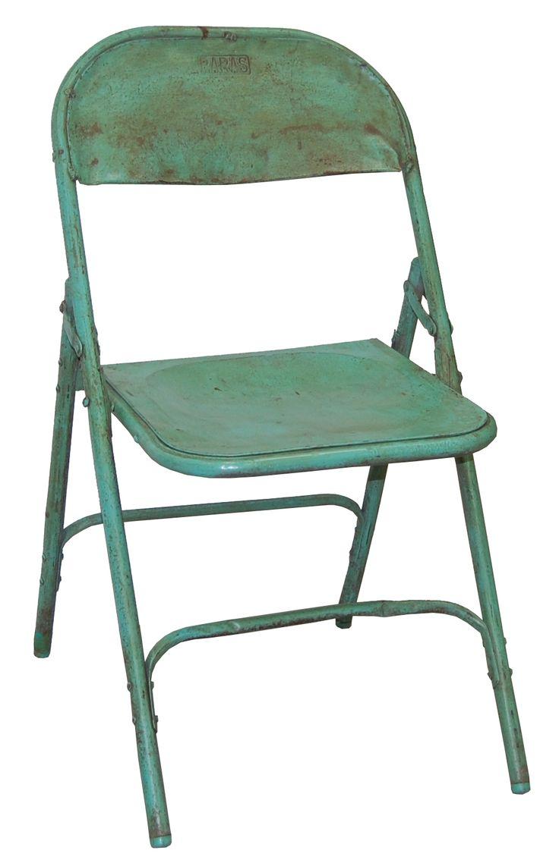 Klappstol - Grön från Trademark 625.00 kr - Fröken Fräken