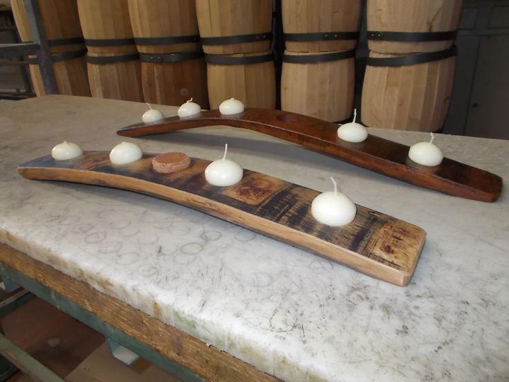 Doghe in legno per botti design casa creativa e mobili for Botti per arredamento