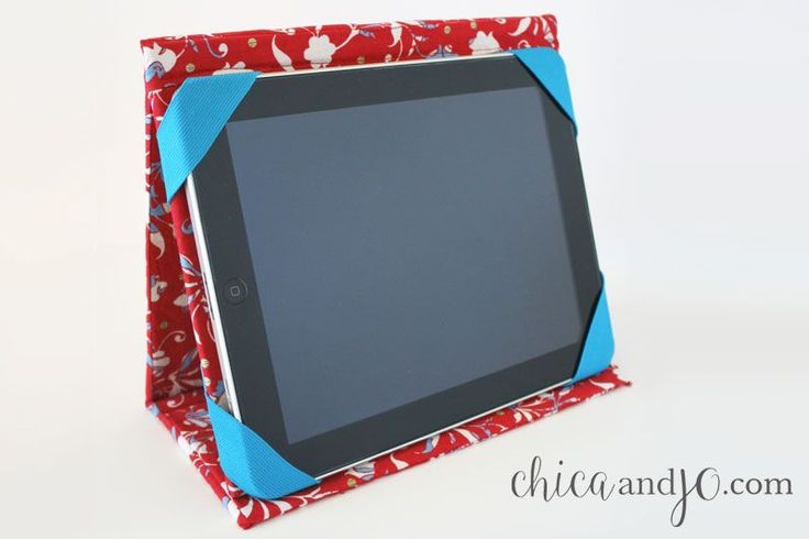Make an iPad cover Super modèle et super tuto !!!