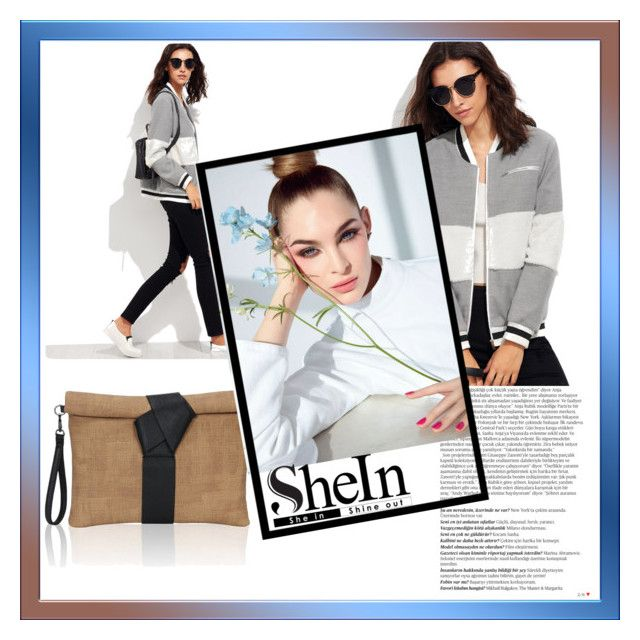 """Shein"" by senija98 ❤ liked on Polyvore featuring Balmain"