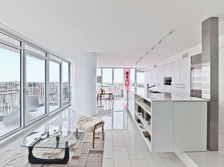 Interieur design moderner wohnung urbanen stil  Interieur Design Moderner Wohnung Urbanen Stil | Möbelideen