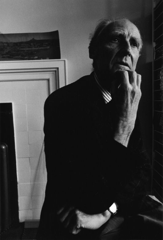 Bill Brandt, London, 1972